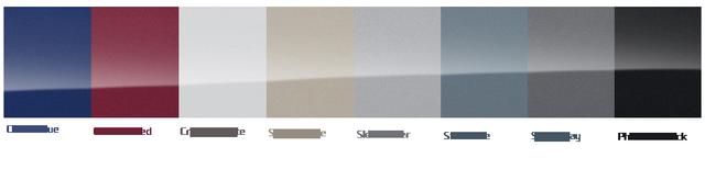 Hyundai H350 Farben